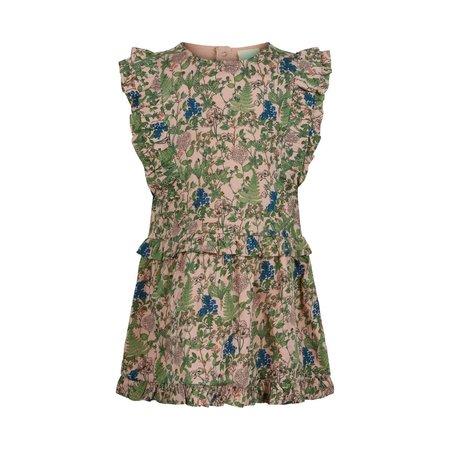 Print Dress - Cameo Rose