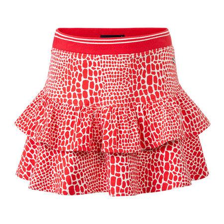 Sasja Skirt - Red Print