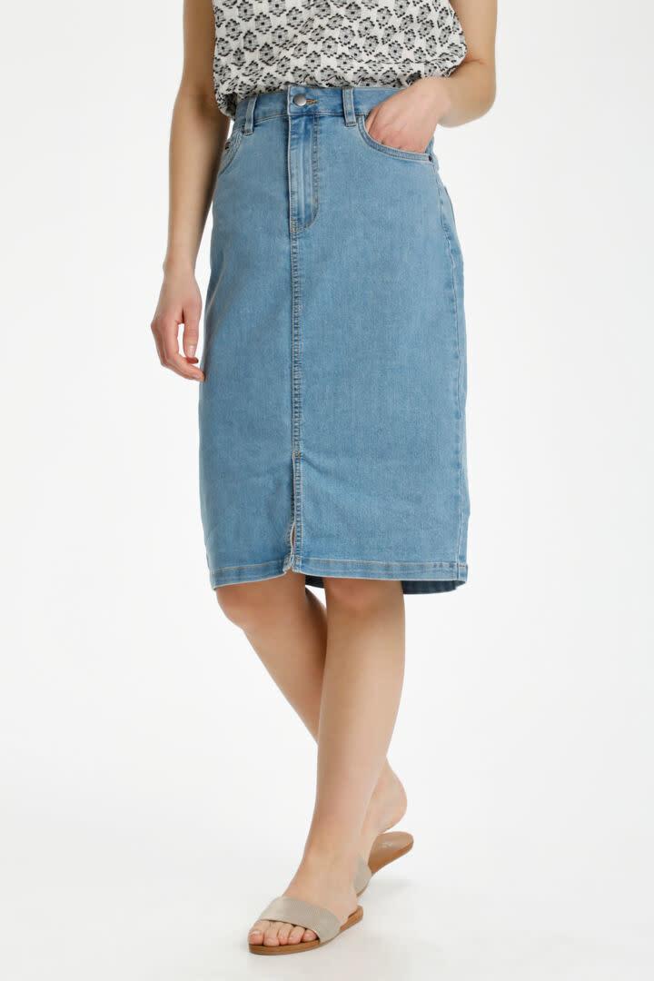 Talin Denim Skirt