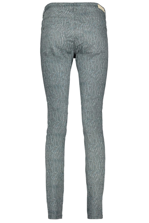 Printed Pants - Deep Water