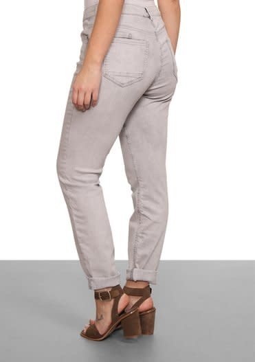 Bleached Grey Jeans