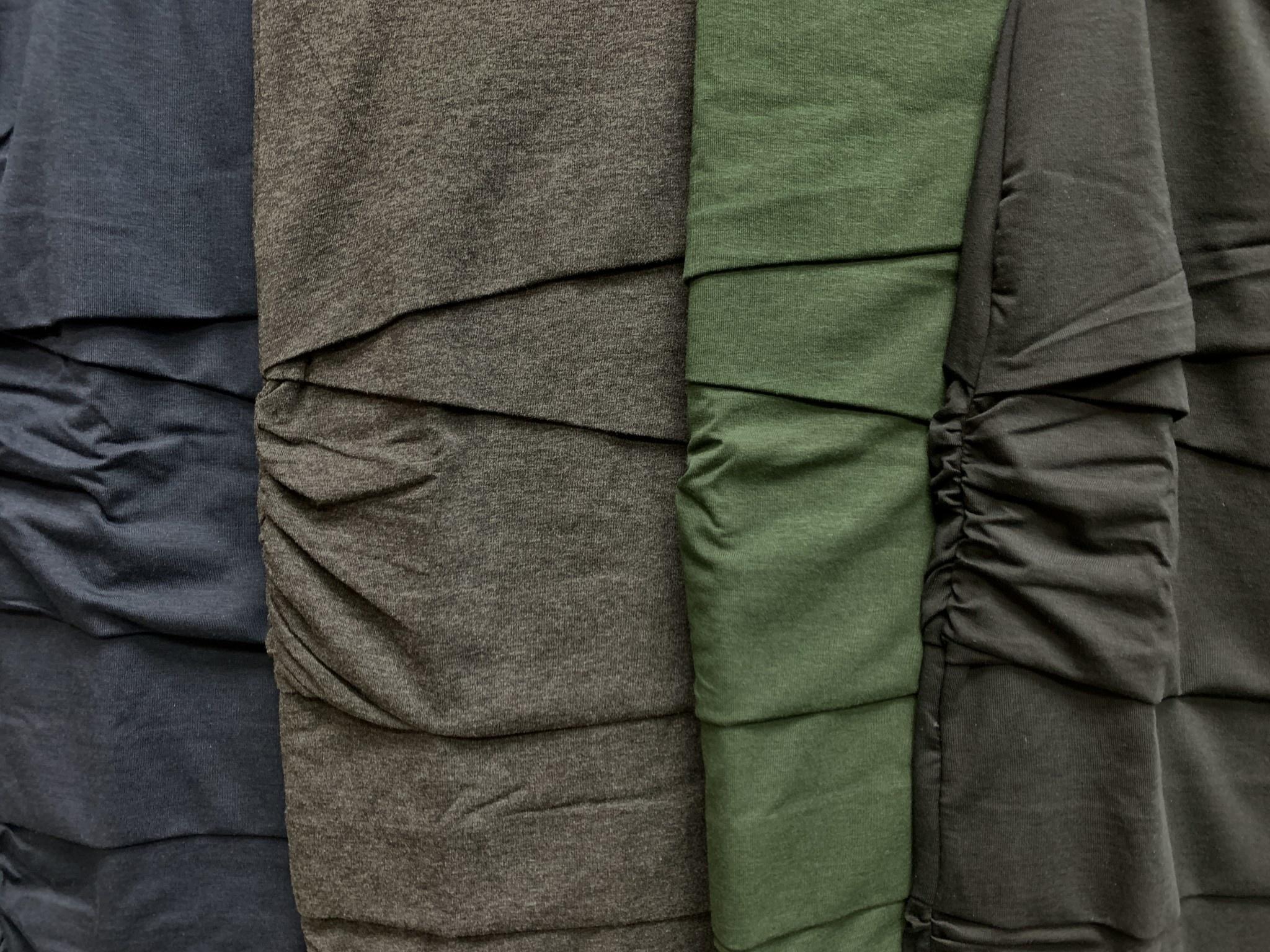 Jersey Layered Skirt - Shorter Length