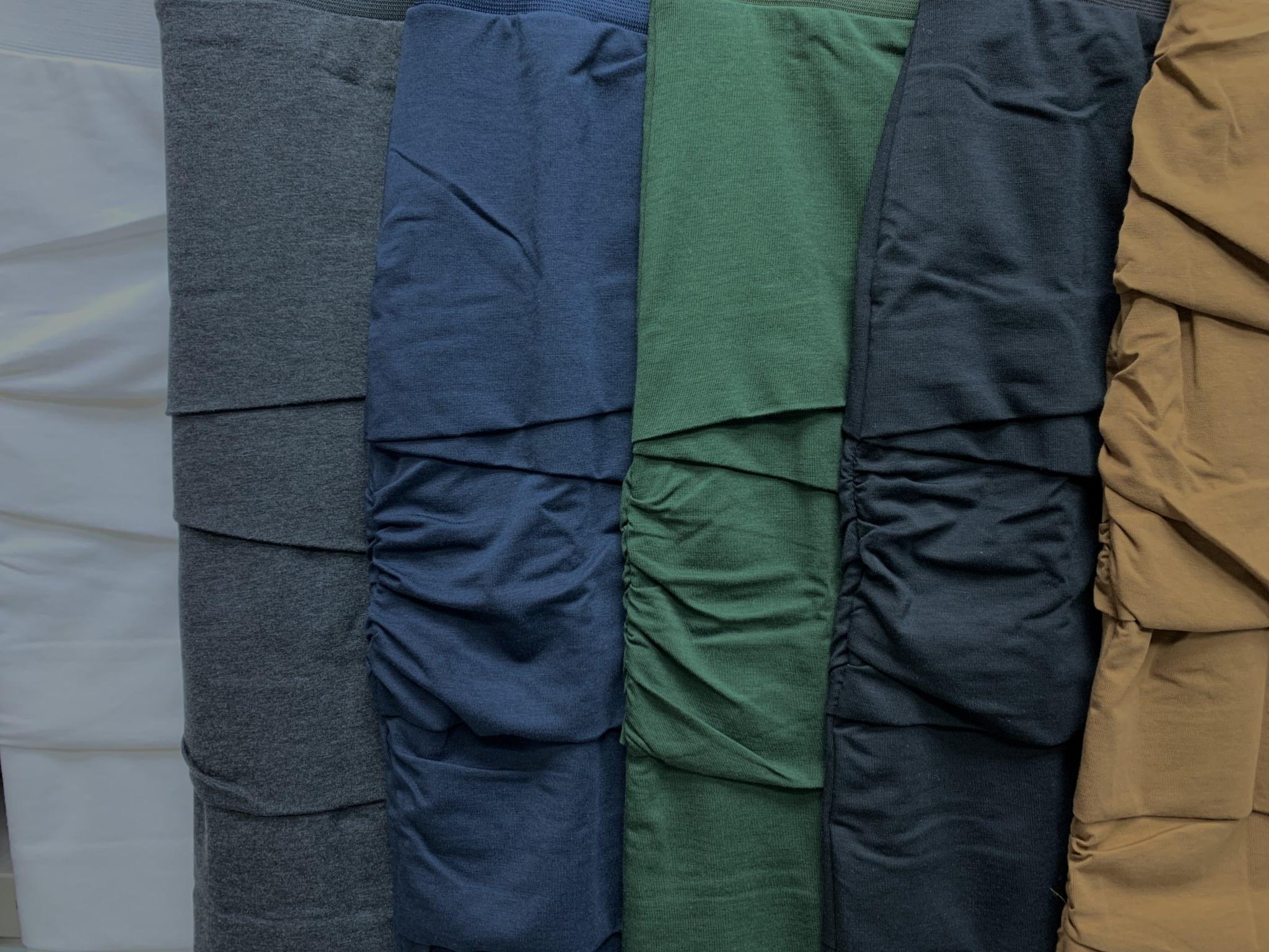 Jersey Layered Skirt - Longer Length
