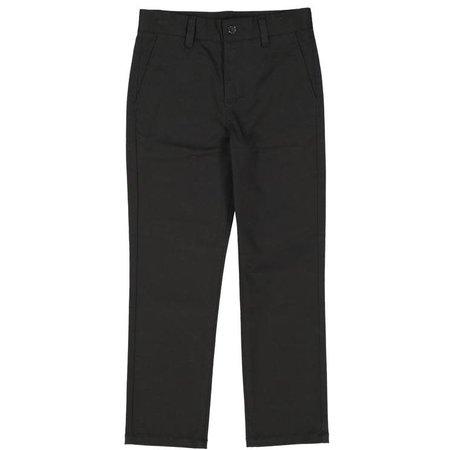 Boys Black Dress Pants