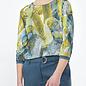 3/4 Sleeve Print Top