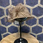 Ladies Small Taupe Hat
