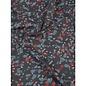 Jersey A-Line Skirt - Hot Coral