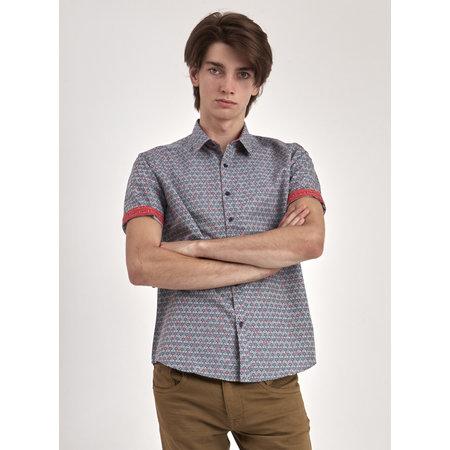 Clover Button Down Shirt