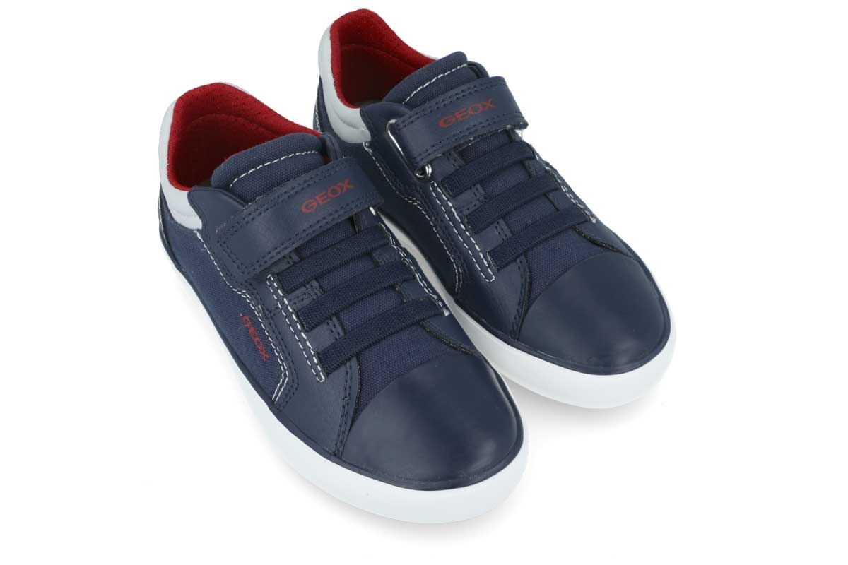 Boys Navy Sneaker