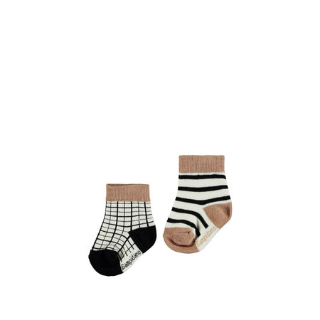 Sloth Outfit Socks - 2 Pack
