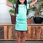 Shamrock Shake Dress with Smocked Waistband