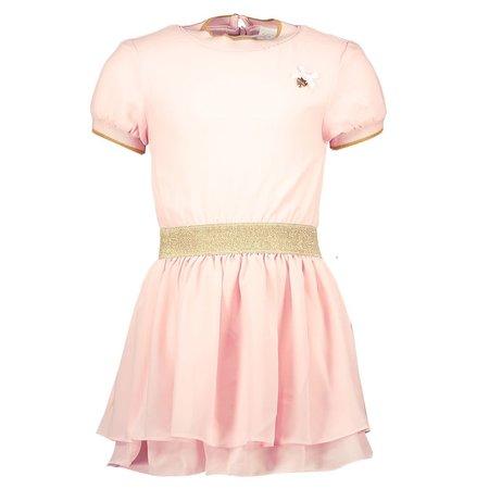 Pink Chiffon Dress