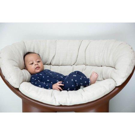 Organic Cotton Navy Sleeper