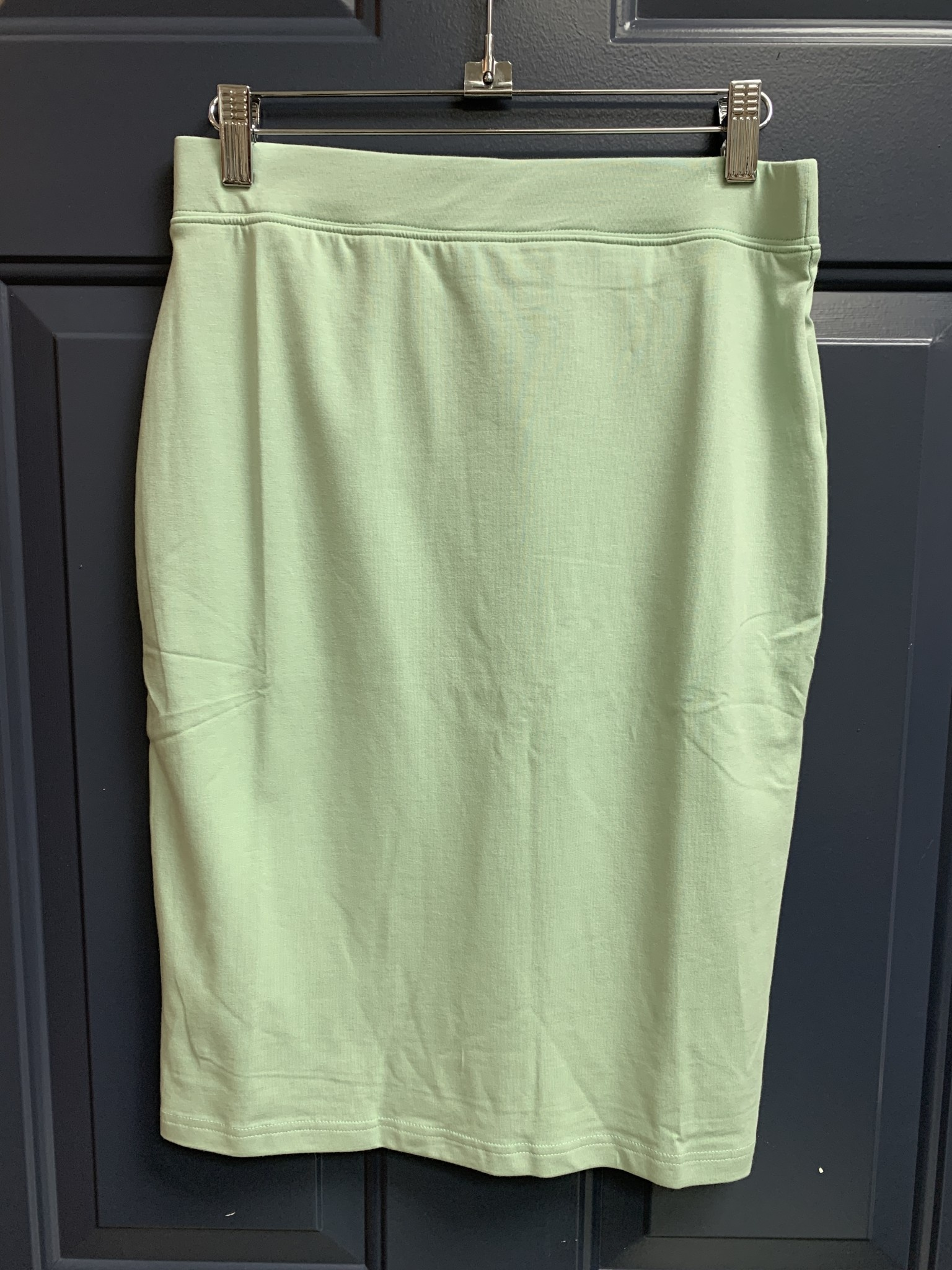 Basic Jersey Skirt - 60cm - Soft Mint
