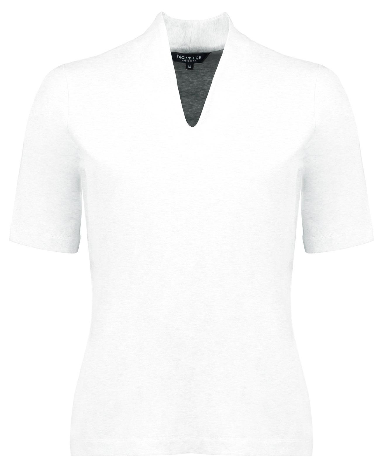 Tulip Collar Shirt - White