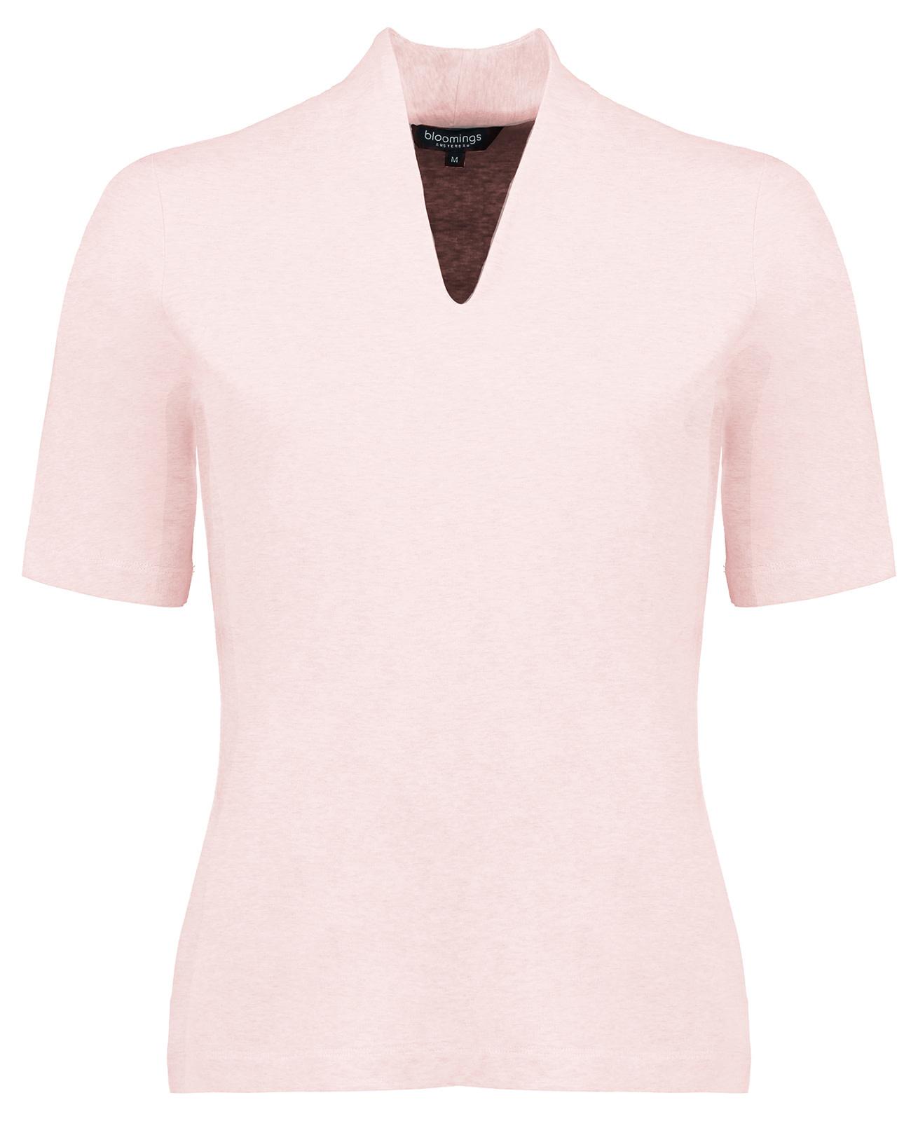 Tulip Collar Shirt - Pink