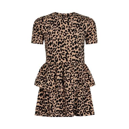 Ulia Dress - Leopard Print