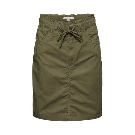 New Play Twill Skirt - Olive
