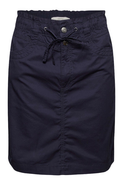 New Play Twill Skirt - Navy