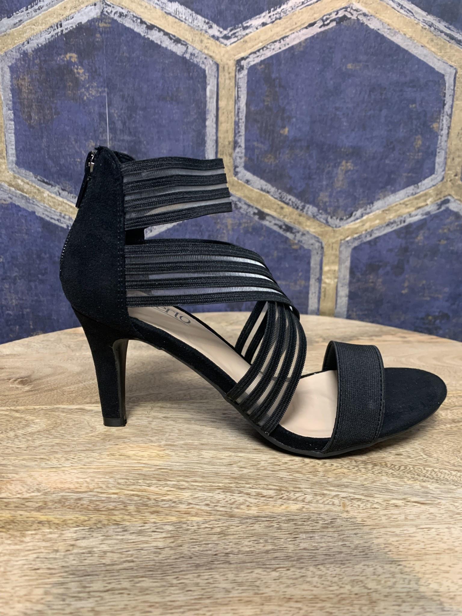 Ladies Tulsa Stilleto Sandal