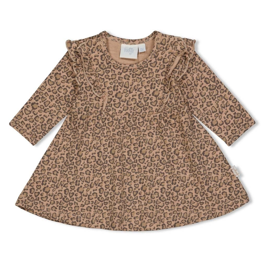 Print Dress - Panther Cutie