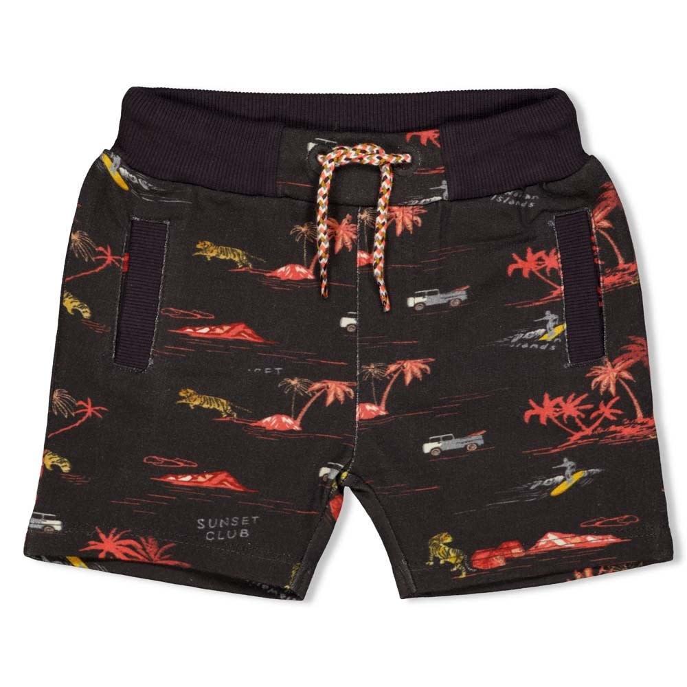 Print Shorts - Happy Camper