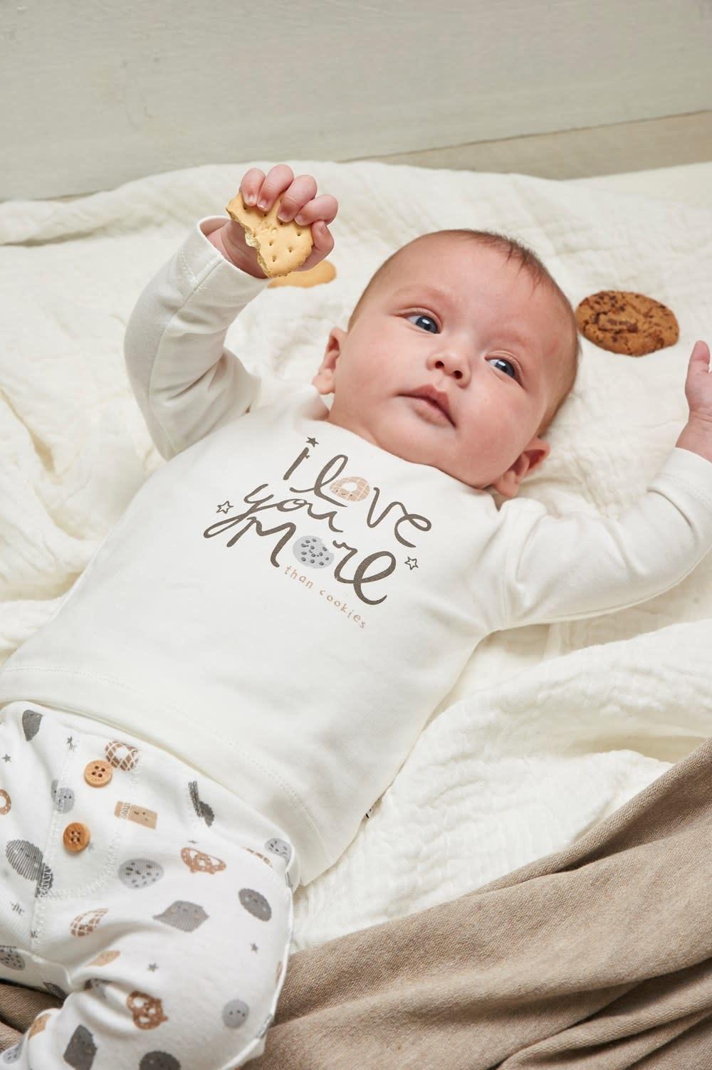 Print Tousers - Mini Cookie