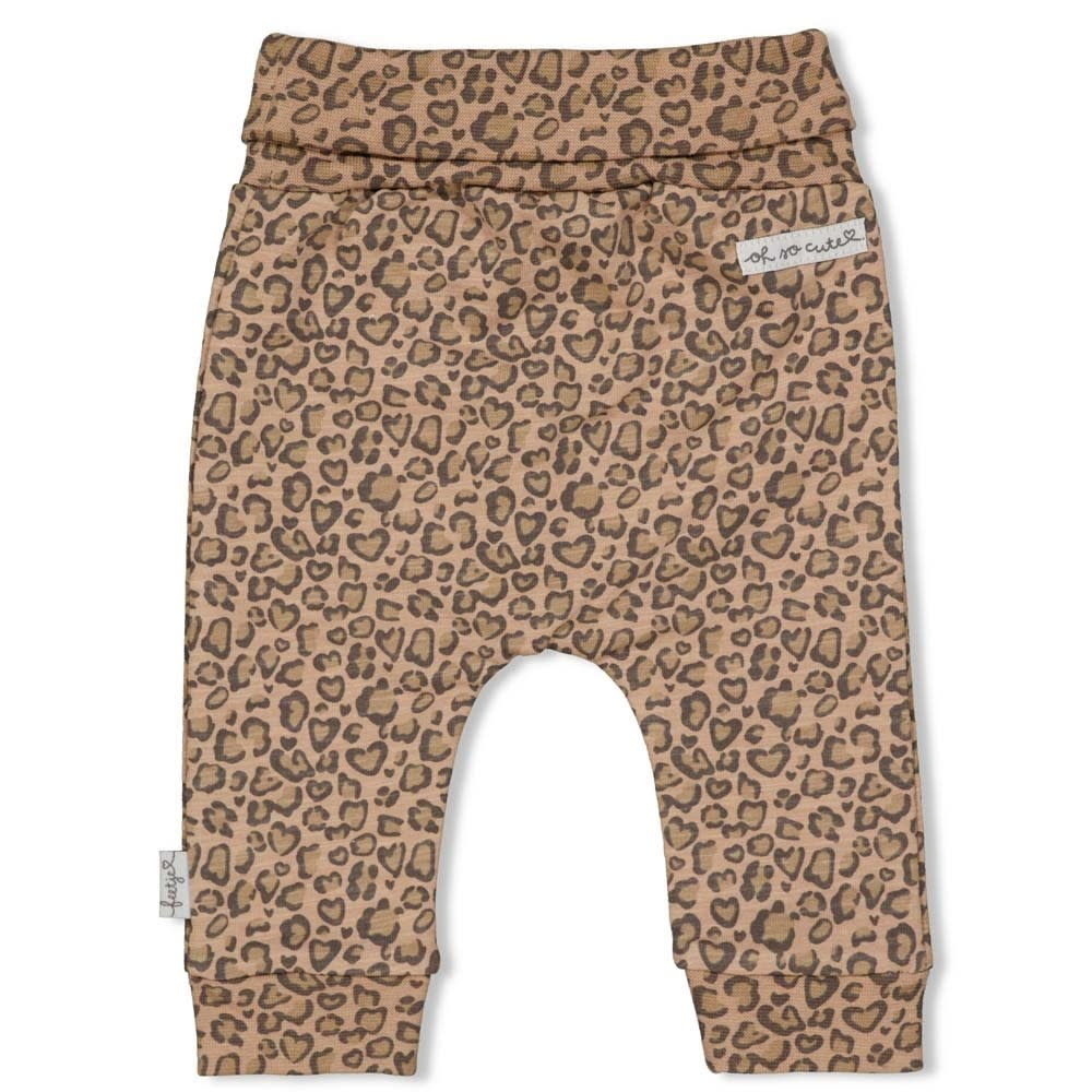 Print Trousers - Panther Cutie