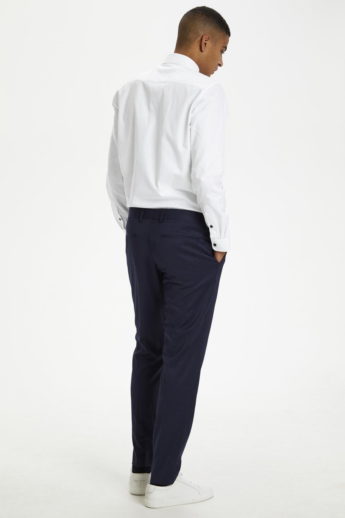 Trostol White Dress Shirt