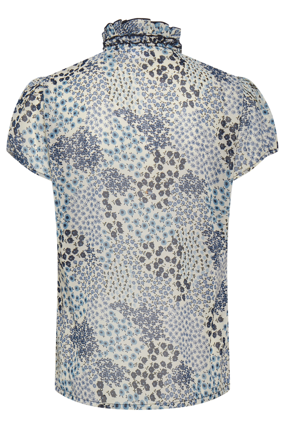 Lilly Short Sleeve Blouse