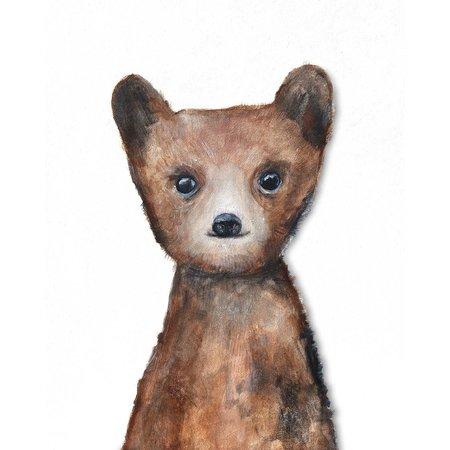 Bear Cub Mini Card