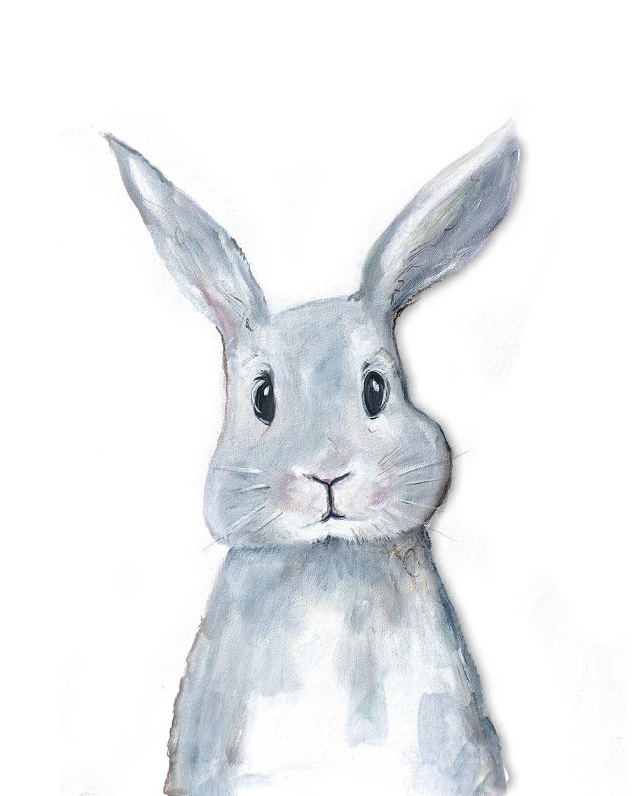 Baby Bunny Mini Card
