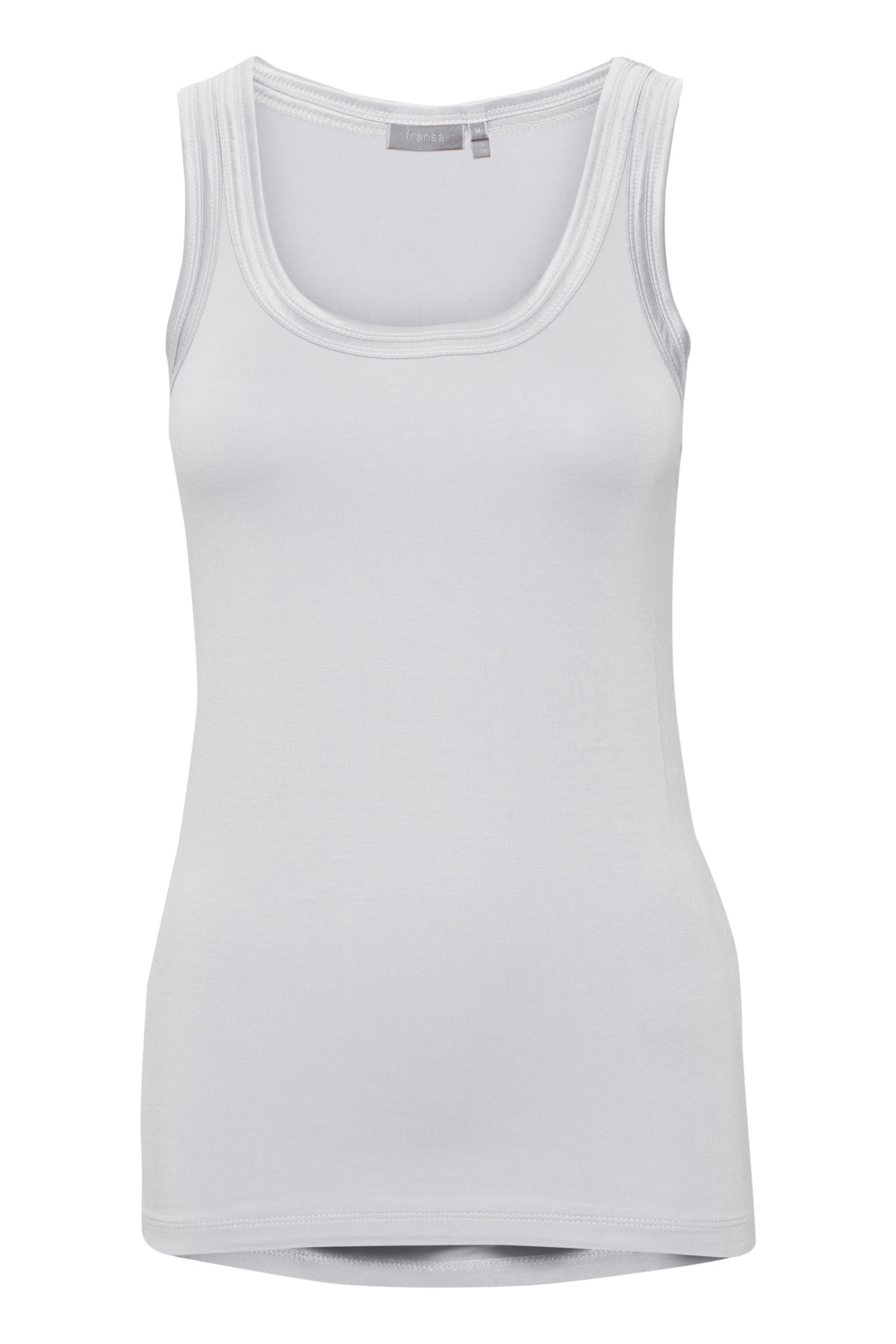 Zulu Tank Top - White