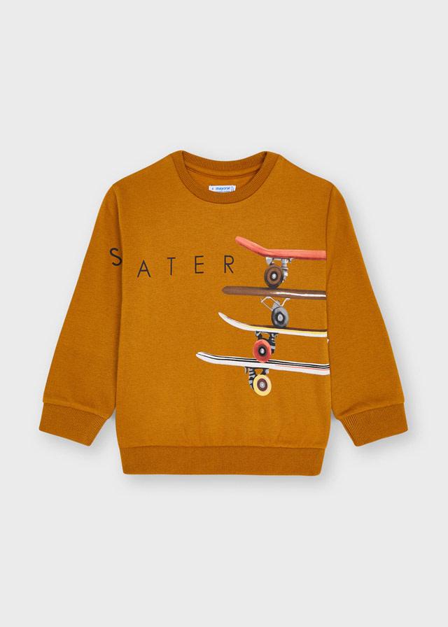 Skater Pullover Sweater