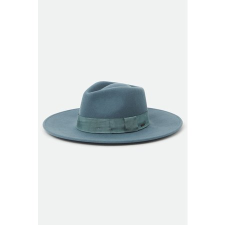 Joanna Felt Hat - Silver Pine