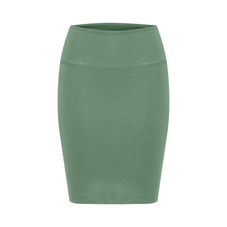 Penny Skirt - Hedge Green