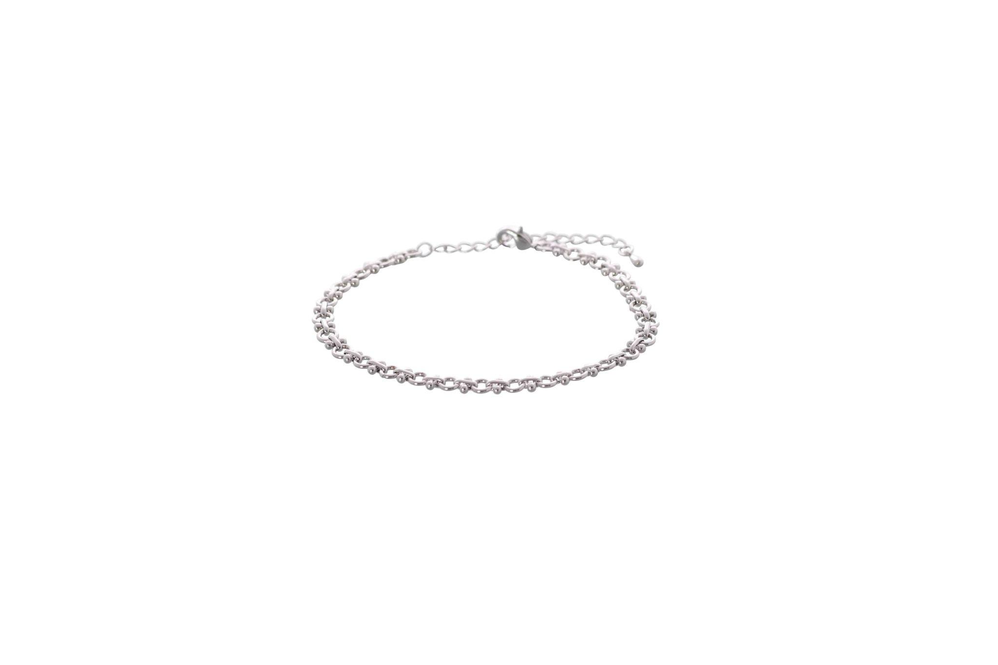 Small Fancy Chain Bracelet