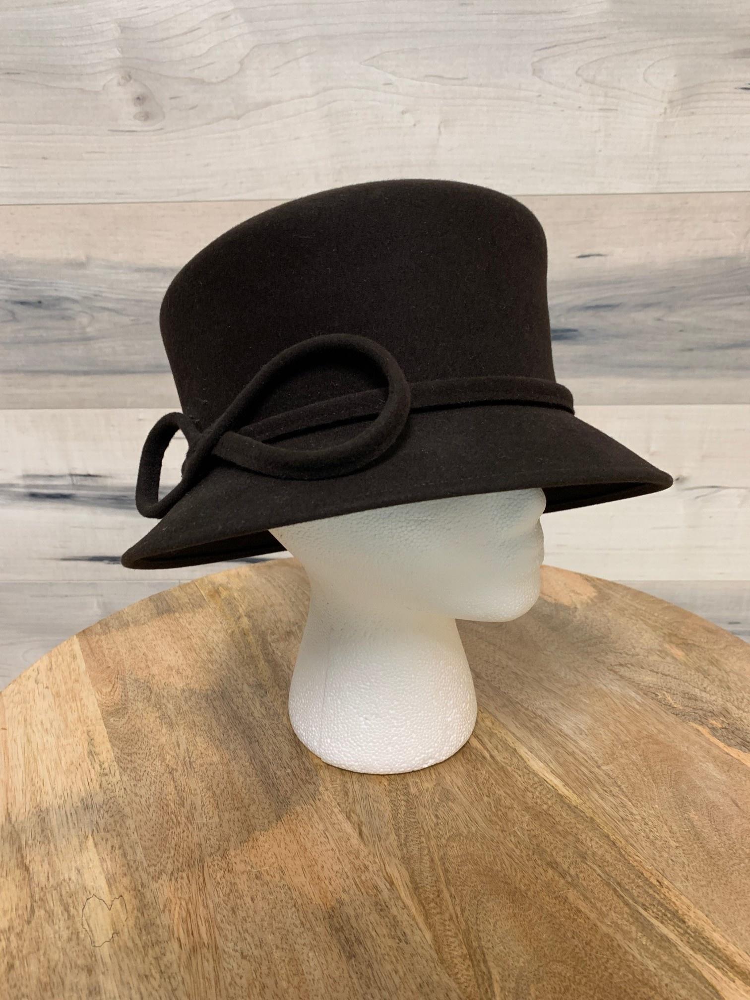 Dark Brown Bucket Hat