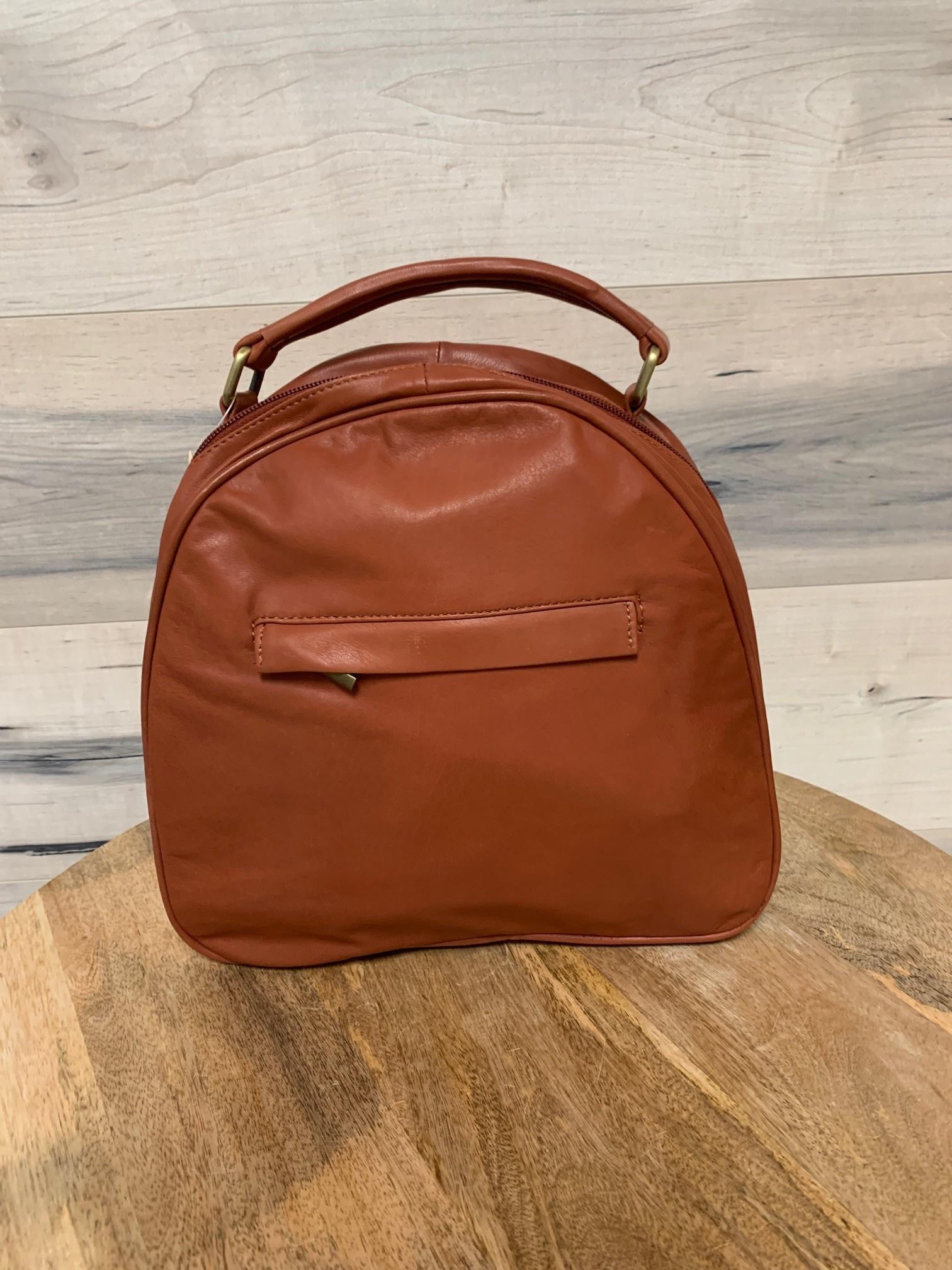 Mini Backpack - Terra Cotta