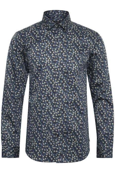Trostol Dress Shirt - Dark Navy