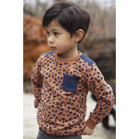 Paw Print Sweater