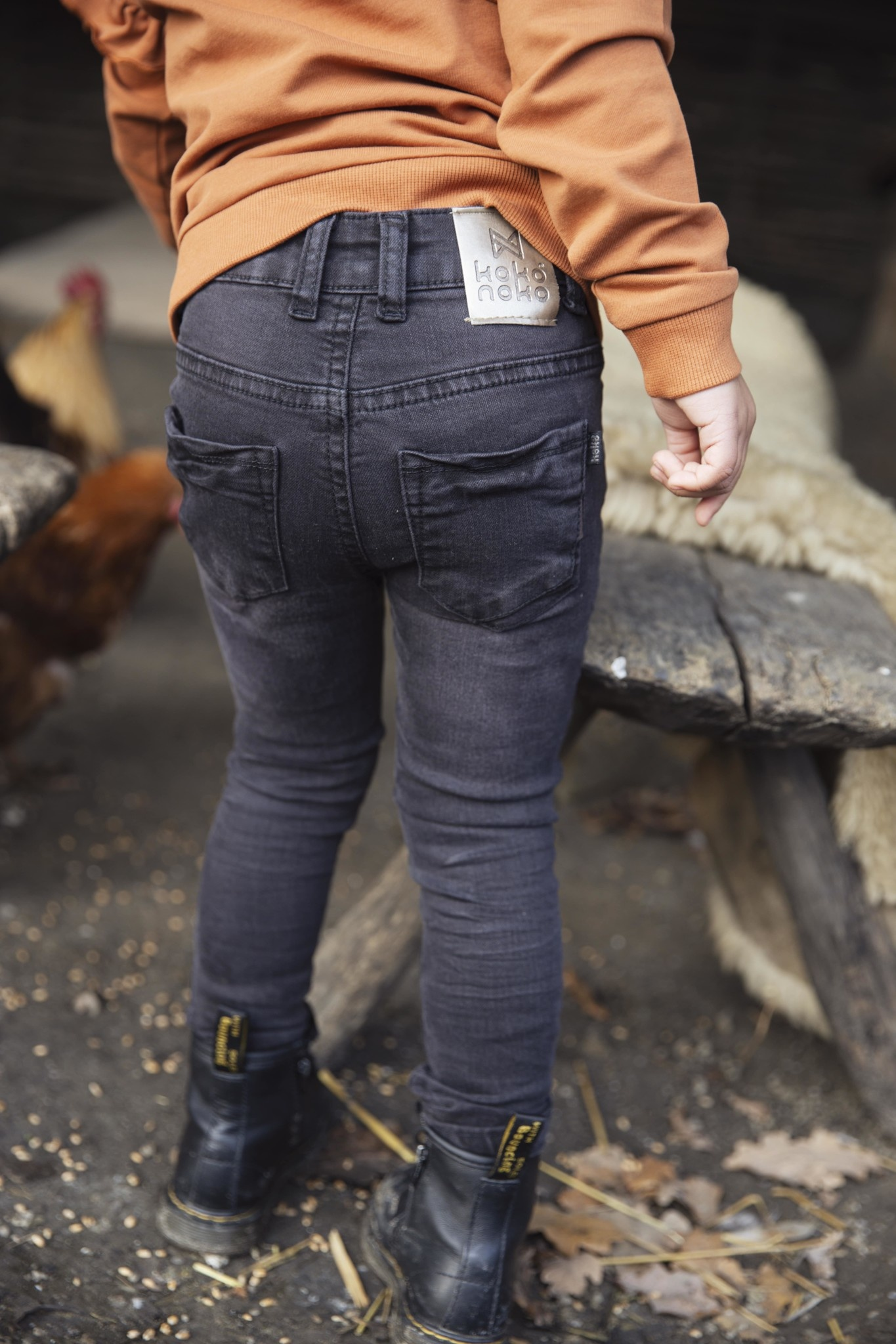 Black Girls Jeans