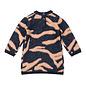 Animal Print Soft Sweater Dress