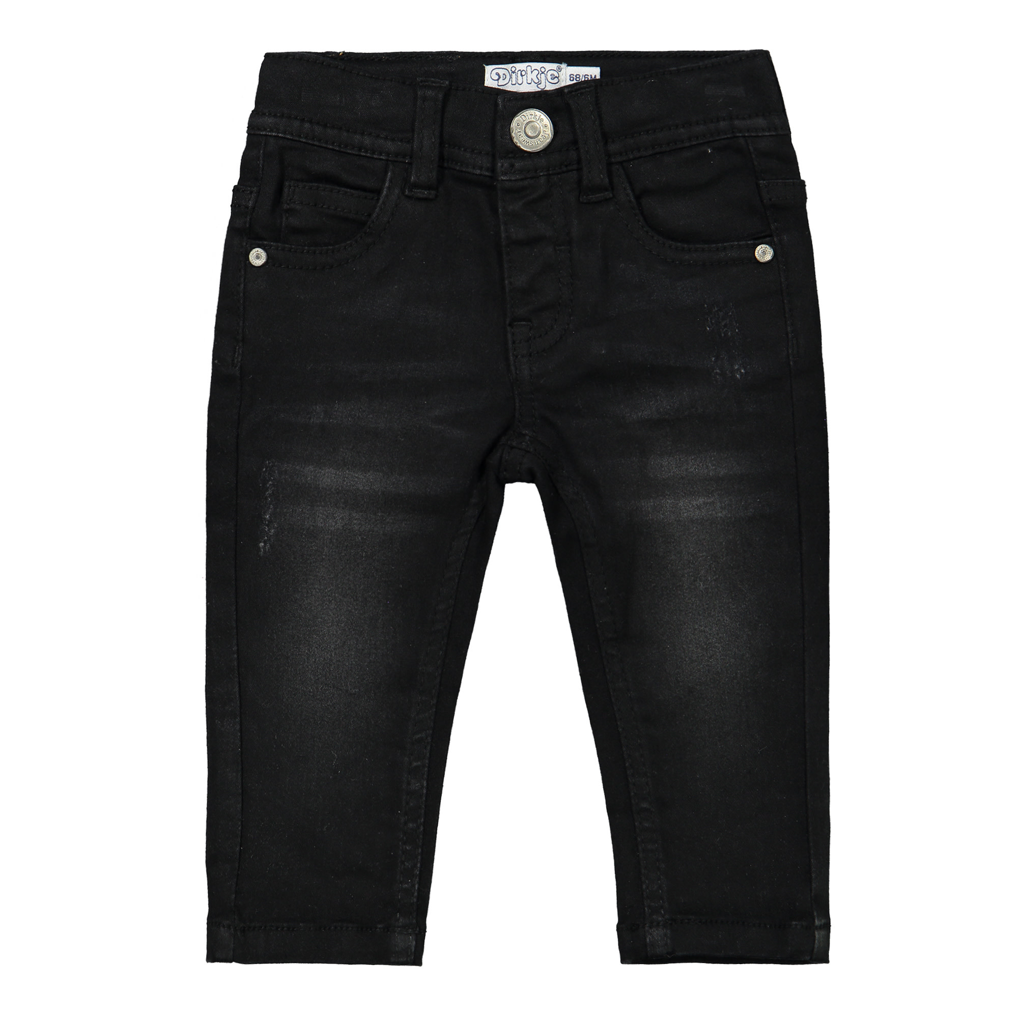 Baby Boys Black Jeans