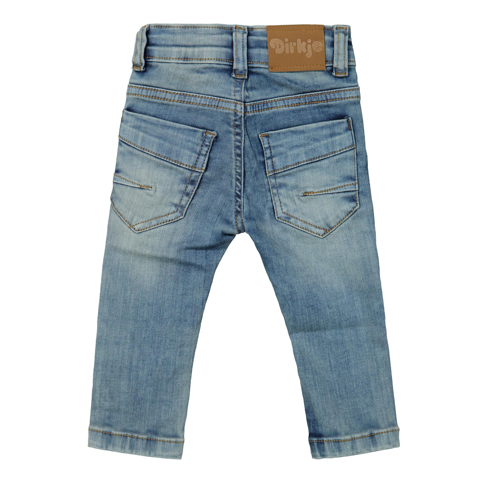 Boys Light Wash Jeans