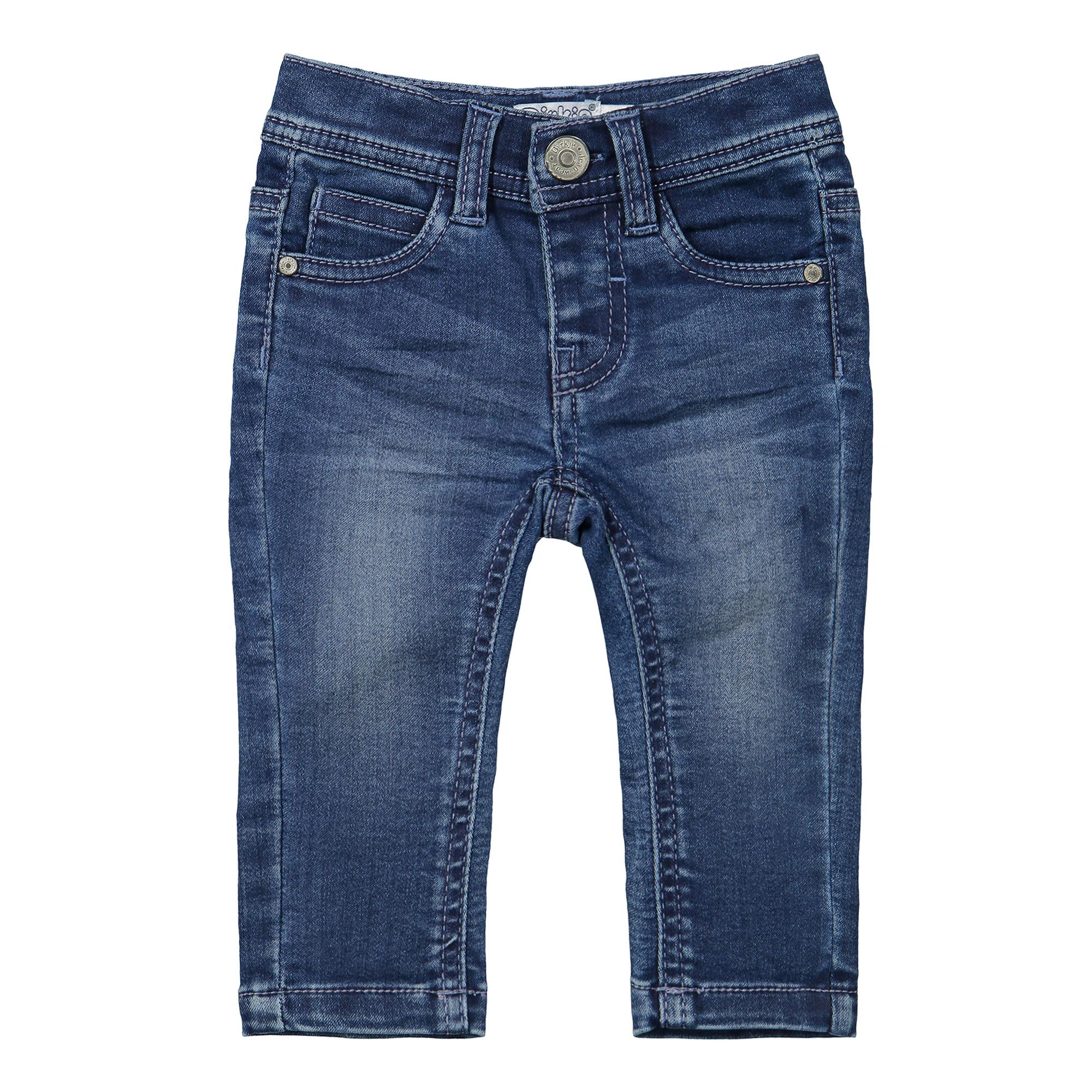 Boys Dark Wash Jeans