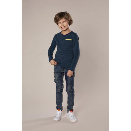 Boys Medium Wash Jeans