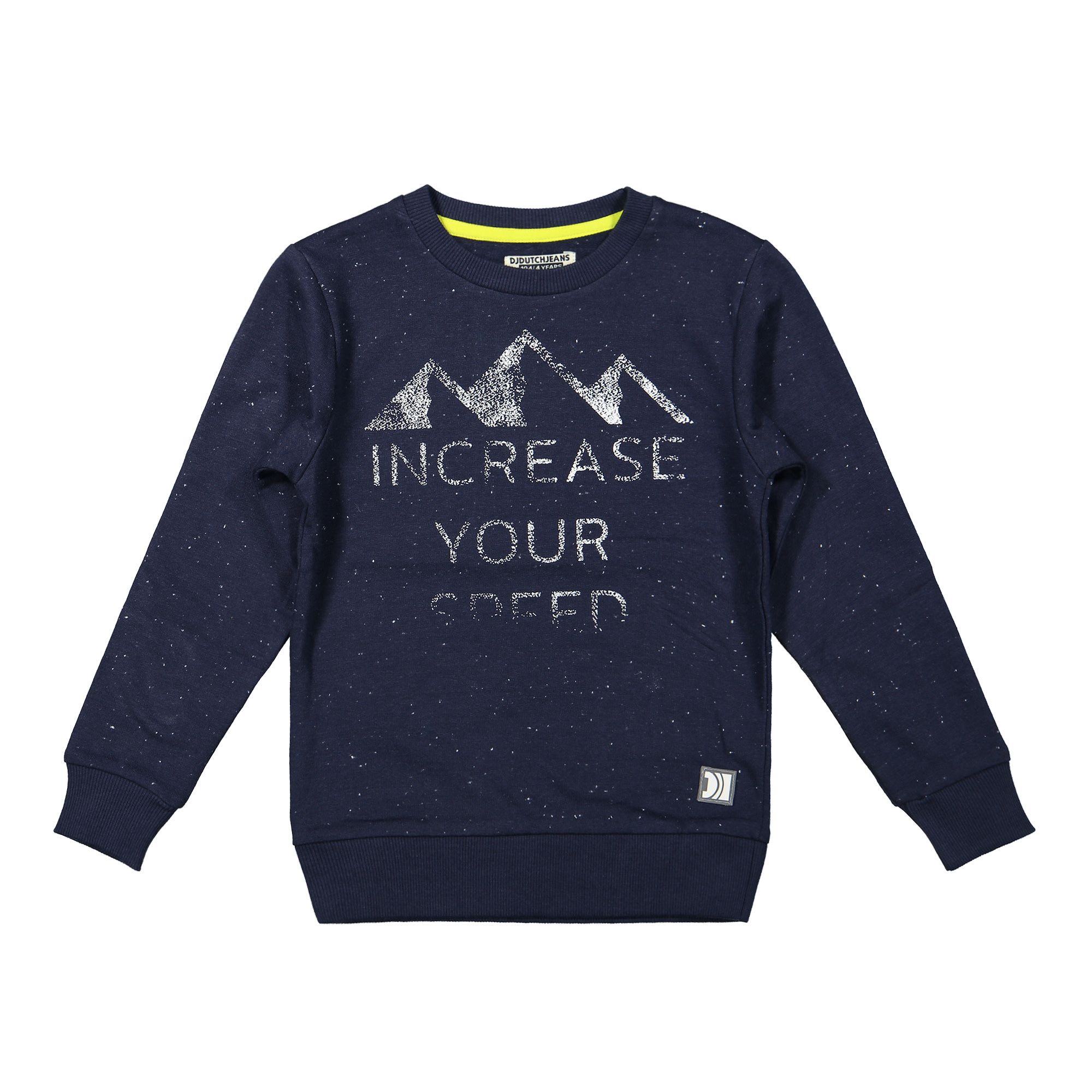 Increase Your Speed Sweater