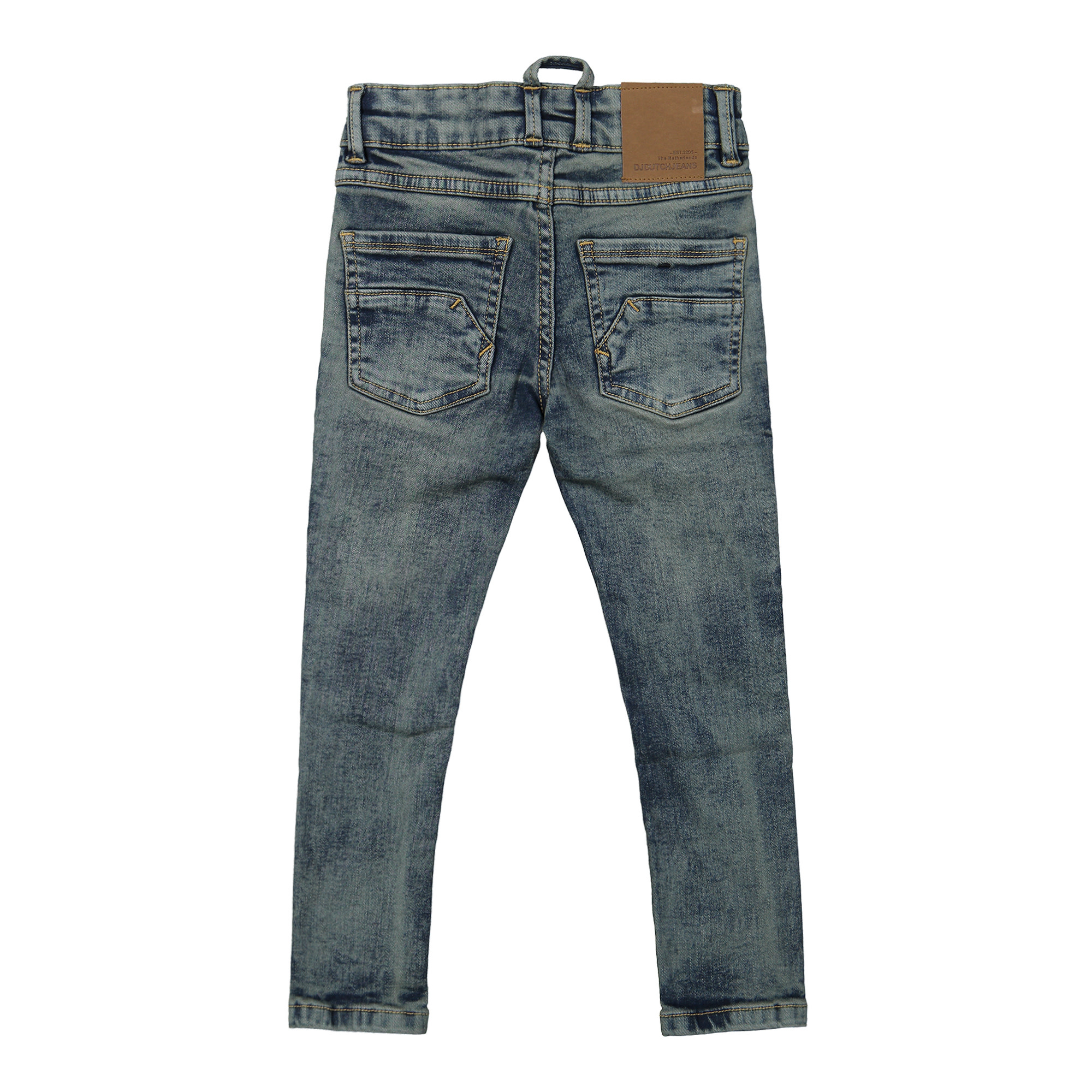 Boys Acid Wash Jeans