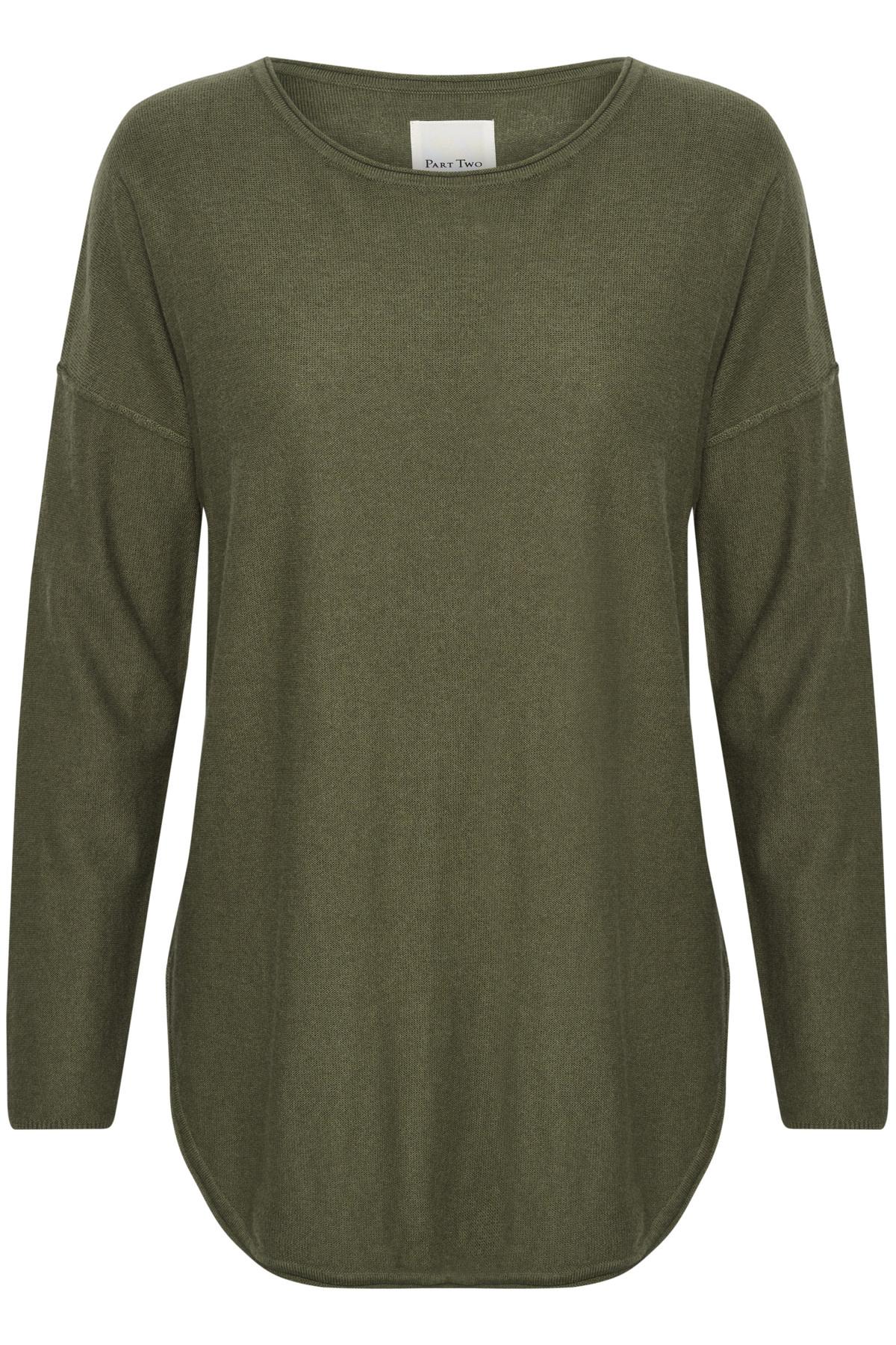 Iliviasa Sweater - Kalamata Green